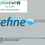 OpenExpo Day: Ponencia de Open Refine
